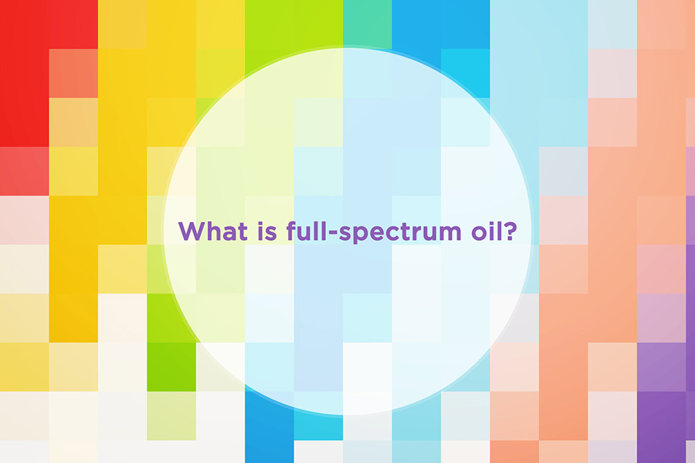 5 Reasons to Fall in Love with Full-Spectrum Cannabis Oil - BLOOM